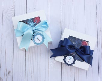 Baby boy cupcakes / Baby boy clothing / Unique baby shower gift idea / Baby boy bodysuit / Baby boy bib / Baby boy shower gift