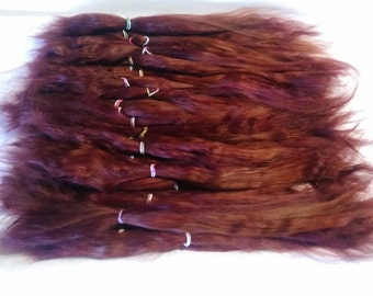Doll Hair / BJD / MSD/ Minifee / Suri Alpaca / Combed Suri Alpaca (2118)