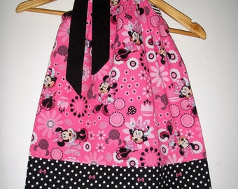 pink disney MInnie SALE 10% off code is tilfeb  pillowcase dress (available in sizes  3,6,9,12,18, months 2t,3t,4t,5t,,6,7,8,9,10,12,14