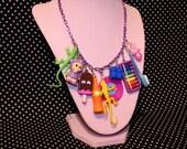 Random Toy Necklace