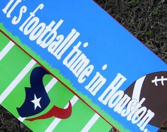 Houston Texans Step Stool