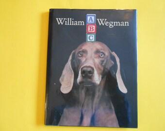 William Wegman ABC, a Vintage Children's Alphabet Book