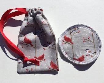 Menstrual Cup Coaster Menstrual Cup Songbird