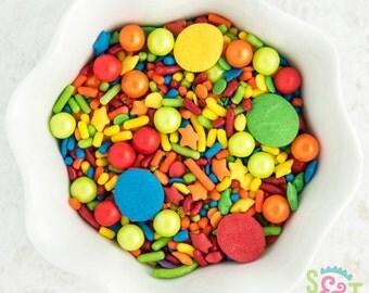 Sweet Sprinkles Mix - Prime Time - 4oz Bag