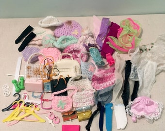 Barbie Doll Accessories Lot 8
