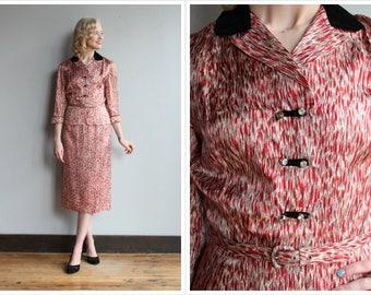 1950s Suit // Silk Manford Classics Suit // vintage 50s suit