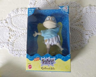 "RUGRATS Collectible Doll, Thomas ""Tommy"" Malcolm Pickles, Loose in original box, but unplayed with, 1997"
