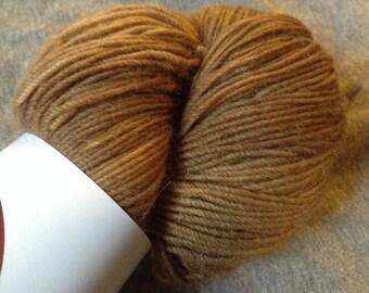 "Hug BASE ""Black Walnut"" 20/60/20 Superfine Alpaca/SW Merino/Nylon Sock Weight 437 yards/100g"