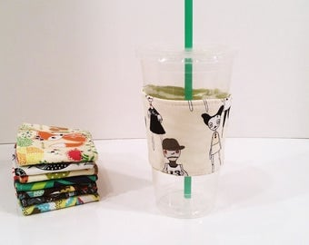 Eco-Friendly Cofffee/Tea Sleeve - Zombies