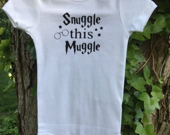 Baby Onesie- Harry Potter