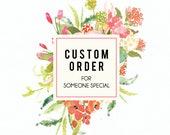 Custom Order For Kathy:)