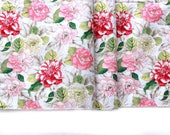 Mother's Day Floral Table Runner - Birthday Table Accessory - Birthday Table Topper  - Gift Idea