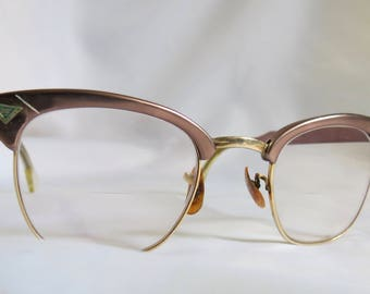Vintage American Optical Cat Eye Glasses
