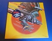 Judas Priest Screaming For Vengeance Vinyl Record Columbia 1982