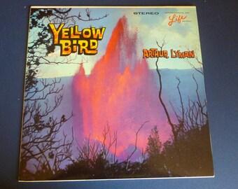 Arthur Lyman Yellow Bird Vinyl Record LP L-1004 HIFIRERECORDS  Stereo 1965