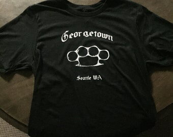 Georgetown T-shirt for the Seattle neighborhood