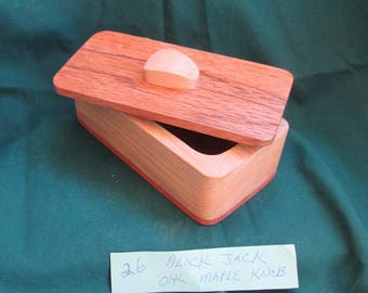Wooden Keep Sake Box #26
