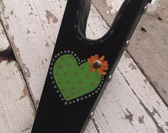 Cactus Heart Boot Jack