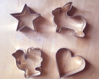 Vintage Veritas Cookie Cutters