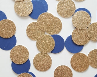 Polka Dot Table Confetti {200 pcs} Cardstock & Glitter Party Decorations, Wedding, Bridal Shower, Anniversary, Prop, 28 COLORS