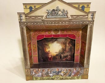 Vienna Opera - Paper Theater Special Pack