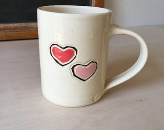 Double Sweetheart Mug