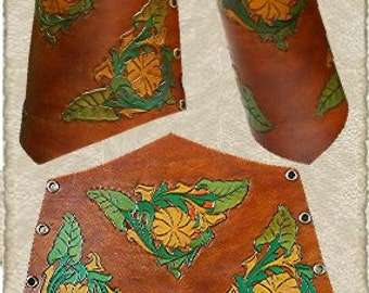 Leather Bracer