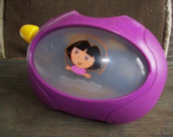 Dora the Explorer view-master, 3D toy view-master