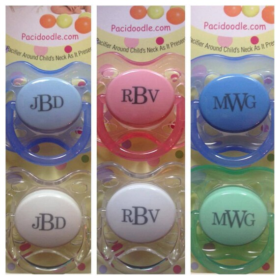 Personalized pacifiers pacidoodle baby boy personalized personalized pacifiers pacidoodle baby boy personalized pacifiers monogram pacifier baby boy personalized baby gifts baby pacifier 6 18m negle Images