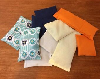 Organic cotton lavender sachet pillows