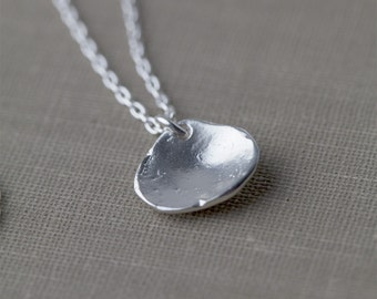 Sterling Silver Necklace, Women's Jewelry Gift for Her, Wife Gift, Girlfriend Gift, Gifts for Sisters, Aunts, Friends, Mom