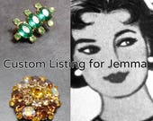 RESERVED LISTING for JEMMA