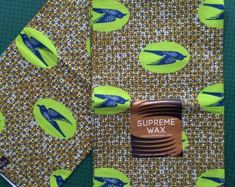 African Print Fabric   (sold by the yard)