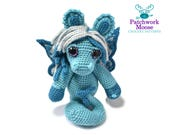 Kelpie Water horse Crochet Pattern PDF Instant Download - Ariadne