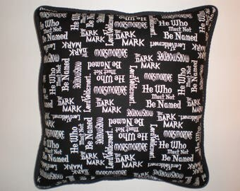 Harry Potter: Dark Mark, Lord Voldemort  Pillows