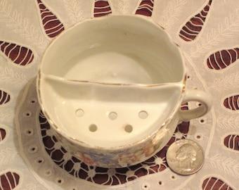 Antique Edwardian Shaving Mug
