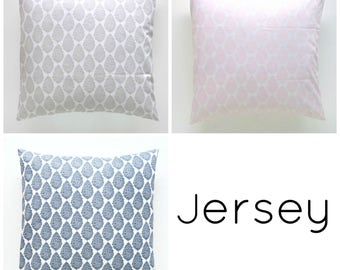 Jersey Collection. Pillow Covers. Decorative Pillow. Floral Pillows. Stripe Pillows. Throw Pillow Cover. Medallion.