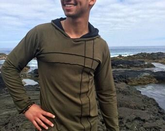Mens Organic hoodie