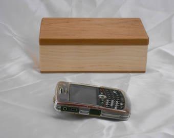 Maple Cherry Iphone storage box