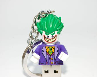 128GB Joker USB Flash Drive with Key Chain