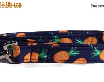 EASTER SALE Pineapple Dog Leash  for Small to Large Dogs