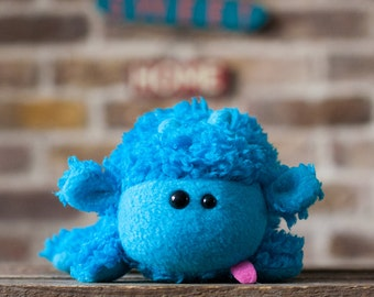Blue Sheep - Sheep Plush
