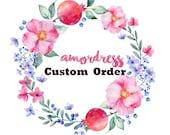 Custom order for HanakoHayashi