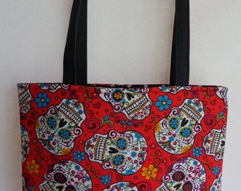 Totie Bag: Sugar Skull 2