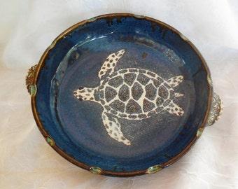 Sea Turtle Pie Plate