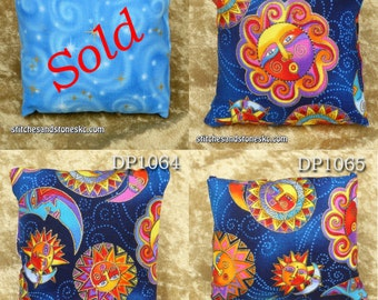 Crystal Dream Pillow  - Celestial Collection - Misc Designs