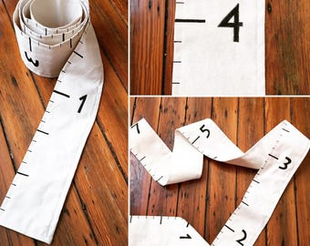 Measuring Tape | Growth Chart
