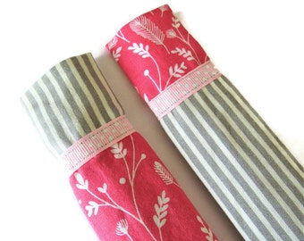 2 x Protective Sleeves For Emery Boards - Nail File Case - Emery Board Cover - Emery Board Cases - Nail File Covers