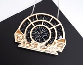 Hyperspace Star Wars Necklace