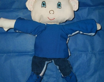 Tommy Turnover Rag Doll
